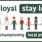 Stay Loyal Stay Local