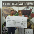 Country Market shopper snaps up £500!