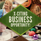 X-citing Business Opportunity!