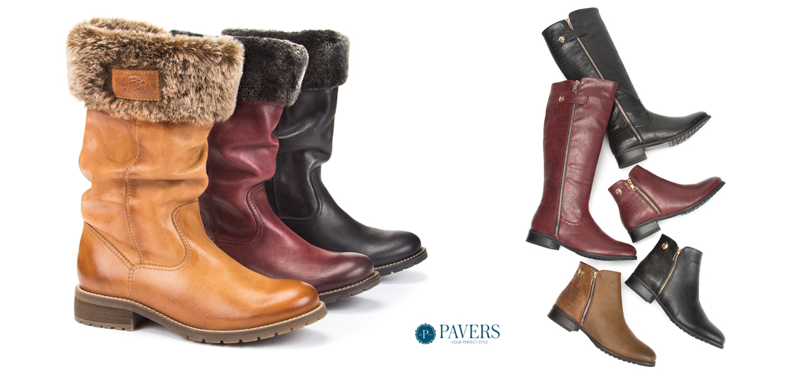 Pavers Flat Shoes In Cold